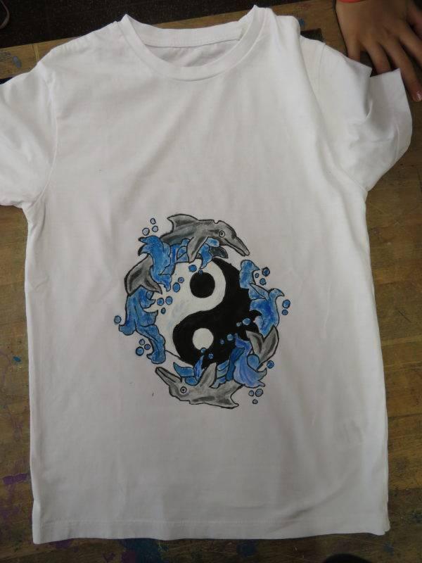 T Shirt Bemalen 2017 8